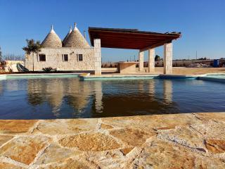 Nice villa trullo with swimming pool (magnolia) - Martina Franca vacation rentals
