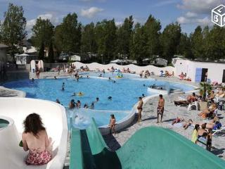 Mobile home - 2 bedroomed on l'Atlantique campsite - Angles vacation rentals