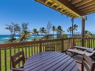 Kaha Lani Resort #224, Ocean Front, Remodeled, 20% off September Stays! - Lihue vacation rentals
