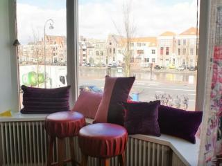 Styled 2 Floor App with Canal view! - Haarlem vacation rentals