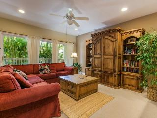 Regency 812 Beautifully appointed 2bd air conditioned condo in the heart of Poipu close to beaches. Free car with stays of 7 nights or more.* - Koloa vacation rentals
