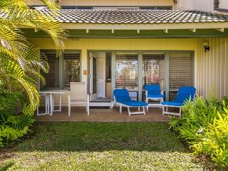 Manualoha 402-Exceptional 2bd less than 5 min walk to beaches. *Free car with stays 7 nights or more* - Poipu vacation rentals