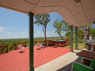 Tawnya's Secret Hideaway Enjoying an Incredible 20 mile Hill Country View! - Dripping Springs vacation rentals