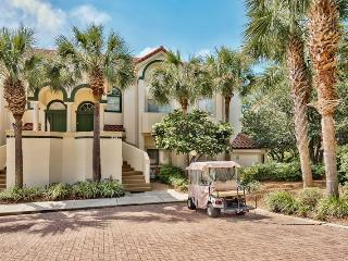 Tivoli - Beautiful 4/4 - Golf Cart Opt.  Pool/Golf Course View. - Miramar Beach vacation rentals