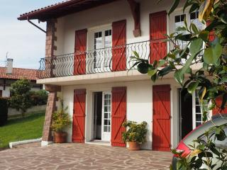 T3 CIBOURE, CALME, TERRACE, PARKING, WIFI - Saint-Jean-de-Luz vacation rentals