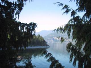 Panorama Cottage, Kootenay Lake, Ainsworth, Kaslo - Kaslo vacation rentals