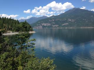 Panorama Cottage, Kootenay Lake, Ainsworth, Kaslo - Kaslo vacation rentals