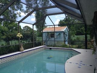 Luxury Pool&sauna House Affordable Price!! - Port Saint Lucie vacation rentals