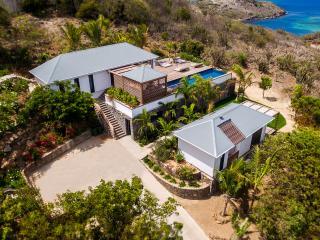 Villa 6 bedrooms St Barthelemy - Petit Cul de Sac vacation rentals
