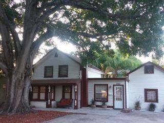 Entire Historic Home In Sunny St.pete - Saint Petersburg vacation rentals