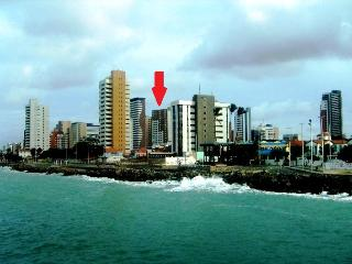 3 bedrooms, gorgeous ocean view! - Fortaleza vacation rentals