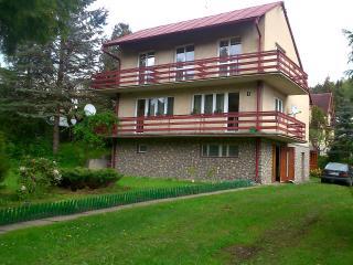 L'étage entier de la maison à louer - 4 pièces - Muszyna vacation rentals