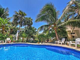 New Listing! Stunning 1BR Akumal Condo w/Glistening Caribbean Views and Private Beach Access - Unbeatable Oceanfront Location in North Half Moon Bay! - Akumal vacation rentals