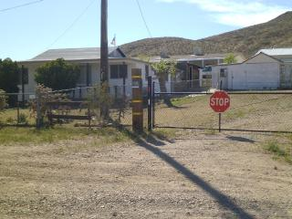 Located 2 Miles South Of The Mining Ghost Town - Red Mountain vacation rentals