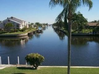 Intersecting Canal View - Gulf Access - Cape Coral vacation rentals