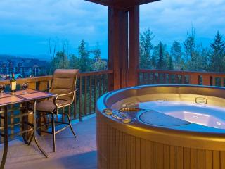Kicking Horse Palliser Lodge 2 Bedroom Condo with Private Hot Tub - Golden vacation rentals