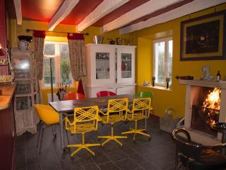 Patrice Tatard, table et chambres d'hôte - Saint-Martin-sur-Oust vacation rentals