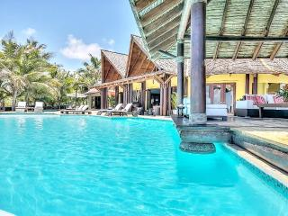 Punta Cana Atonishing Beachfront Villa Los Corales - Bavaro vacation rentals