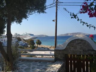 Perfect Condo with Television and Balcony - Agios Stefanos vacation rentals