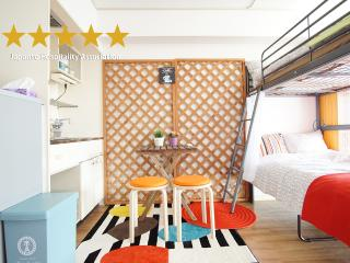 Beside of Nankai Namba Station - Mix Dorm A - - Osaka vacation rentals