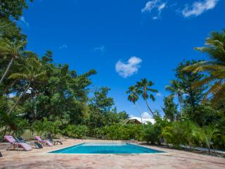Beautiful Villa with Private Pool & Garden - Saint-François vacation rentals