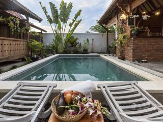 Casa Amertha Canggu wooden house 2 room with pool - Canggu vacation rentals