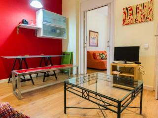 Superbly located 2 bedroom apartment with balconies - Madrid vacation rentals
