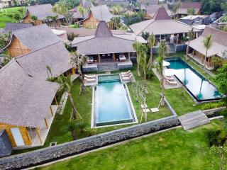 Unique 12 bdrs 5 min from Seminyak - Mannao Estate - Kerobokan vacation rentals