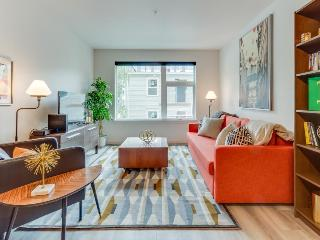 Pet-friendly condo w/ rooftop deck & full exercise facilities! - Seattle vacation rentals