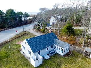 Ocean-view cottage one block from Old Silver Beach! - Falmouth vacation rentals