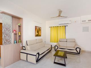 Cozy 3 bedroom Apartment in Chennai (Madras) - Chennai (Madras) vacation rentals