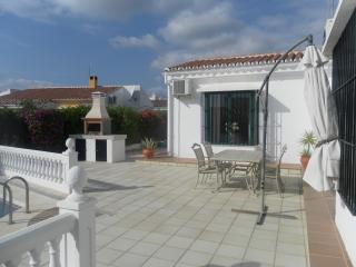 Casa Julian, 1 level, 3 bed , 3 bath villa - Alcaucin vacation rentals