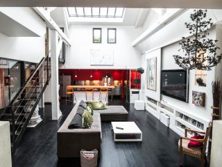 Amazing Loft Oberkampf with Terrace 5pax - Paris vacation rentals