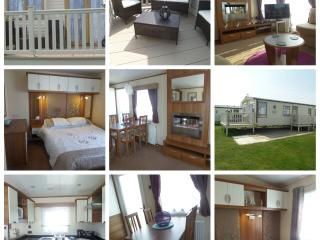 Skipsea  Sands  Caravan ,Sea view,  C/h-D/g ,WIFI - Skipsea vacation rentals