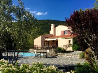 La Casa del gat villa piscine privative chauffée 2 à 12 pers, grand jardin calme - Prades vacation rentals