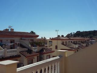 Cozy House with Shared Outdoor Pool and Television - Almayate Alto vacation rentals