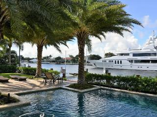 Luxury Home on the Intracoastal Waterway - Lauderdale by the Sea vacation rentals