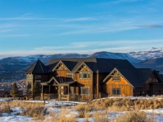 Luxe, Custom Home w Spectacular View of the Valley - Eagle vacation rentals
