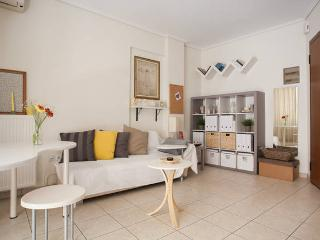 Nice&Cozy flat#1,near Acropolis,fully equiped,wifi - Kallithea vacation rentals