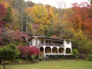 Trout Run - Image 1 - Bryson City - rentals