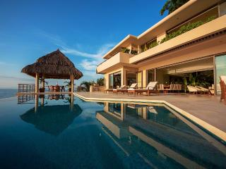 New Oceanfront Villa  offers Contemporary Luxury - Puerto Vallarta vacation rentals