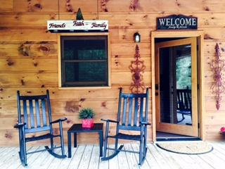 Nice Cabin with Internet Access and A/C - Blue Ridge vacation rentals