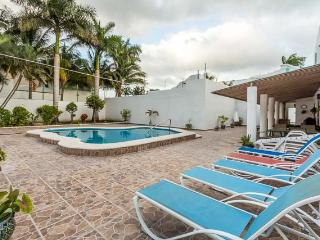 Casa Jen - Large 5BR House, One Block To Ocean, Huge Pool - Cozumel vacation rentals