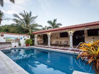 Island House - Private Walk-to-All Home, Pool, 4 Blocks to Ocean - Cozumel vacation rentals