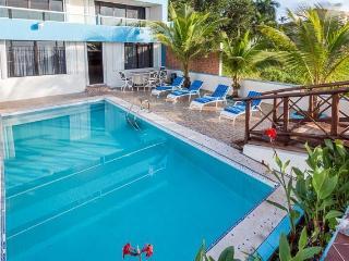 Villa Princesa - 7 Bedrooms, Oceanfront, Bike Path to Town - Cozumel vacation rentals