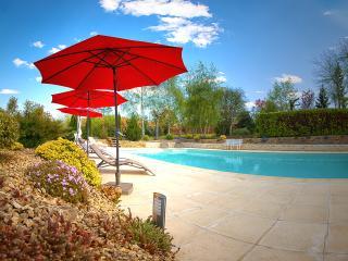 Villa with Heated Pool, Jacuzzi, Sauna, Gym, Wi-Fi - Sarlat-La-Caneda vacation rentals