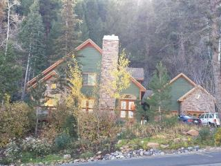 Serene Mountain Home - Christmas all year 'round - Park City vacation rentals