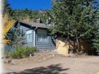 "Privacy, HOT TUB, Rocky Mountain""VIBE"" YMCA,Hiking - Estes Park vacation rentals"
