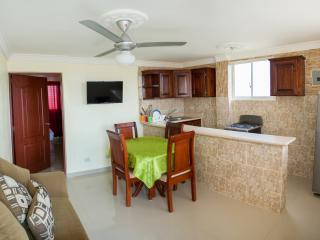 One-Bedroom Apartment - Ground Floor - Sleeps 4 - Santo Domingo vacation rentals