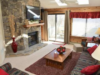 The Village Moose Ski-In Luxury Cond-Seven Springs - Seven Springs vacation rentals